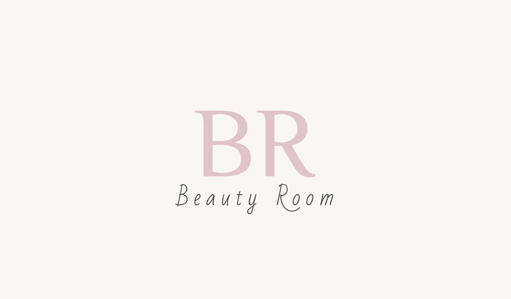 Логотип салона красоты: монограмма B&R