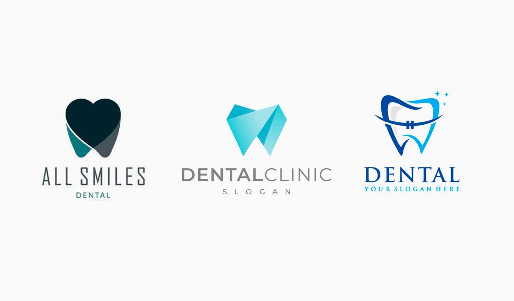 Логотипы стоматологии