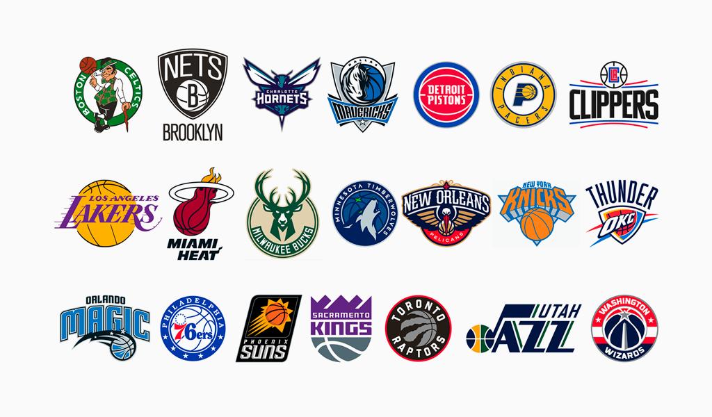 Логотипы спортивных команд