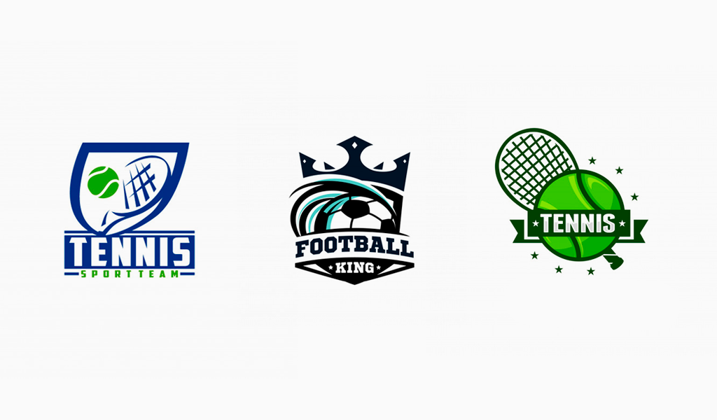 Примеры логотипов для спортивного клуба