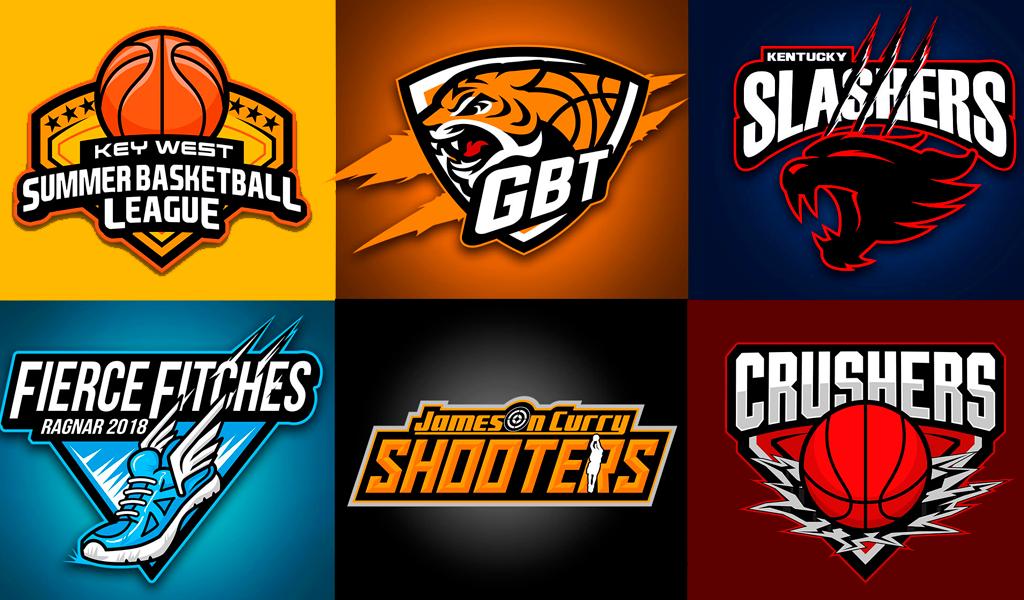 Логотипы спортивных клубов: выбрать цвет