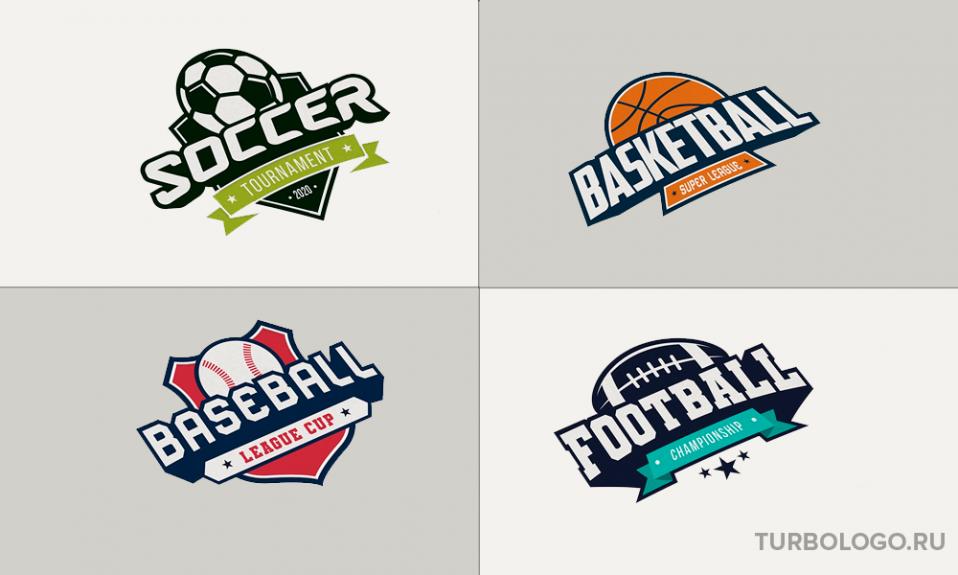 Логотип спортивной команды: как сделать
