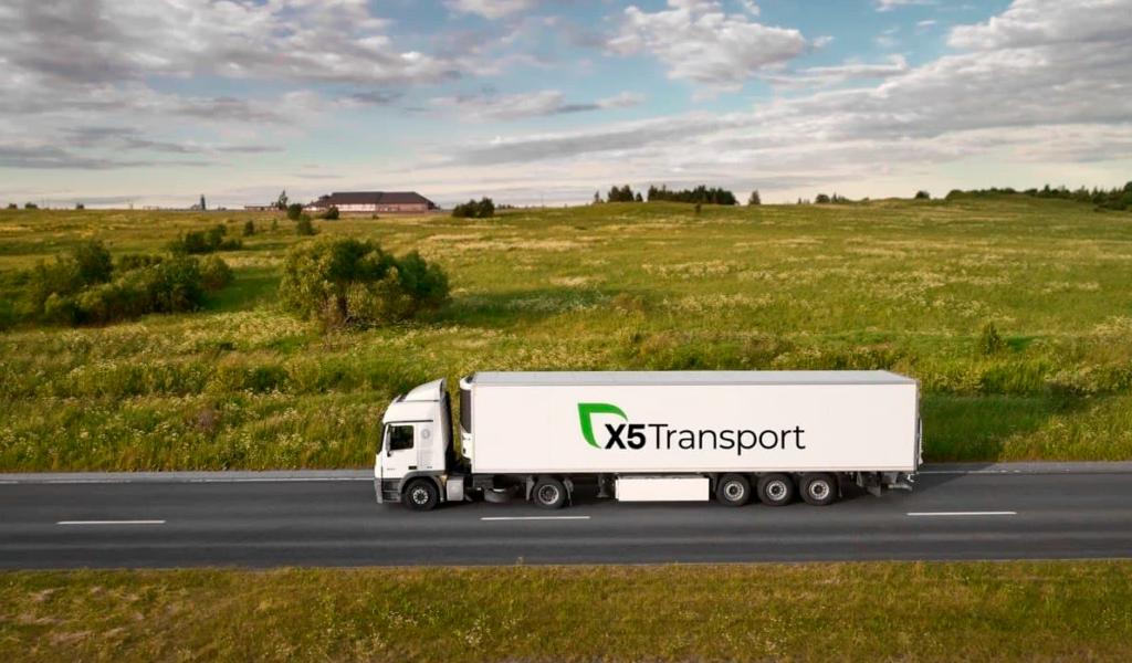 X5 Transport: автомобиль компании X5 Group