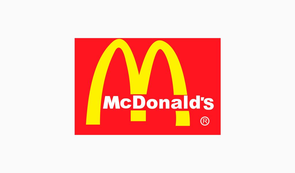 Логотип McDonalds 1983