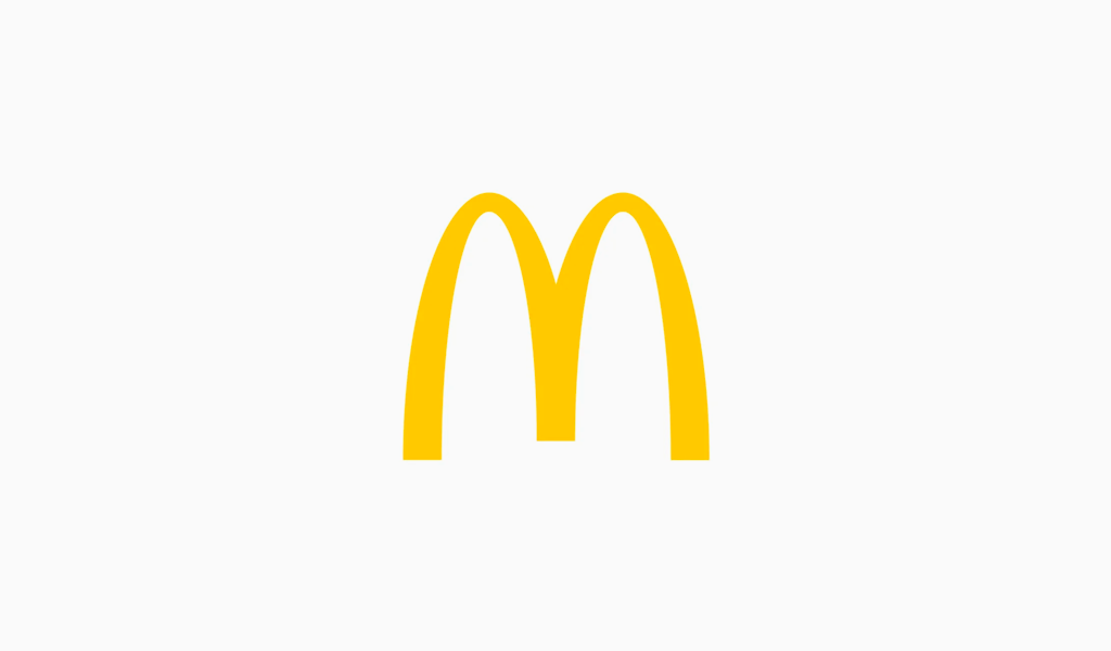 Логотип McDonalds 2006