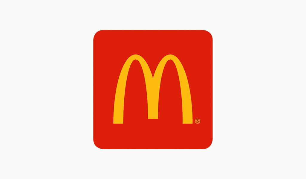 Логотип McDonalds 2018: новый