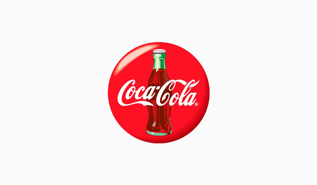 Логотип Кока-Кола 2003