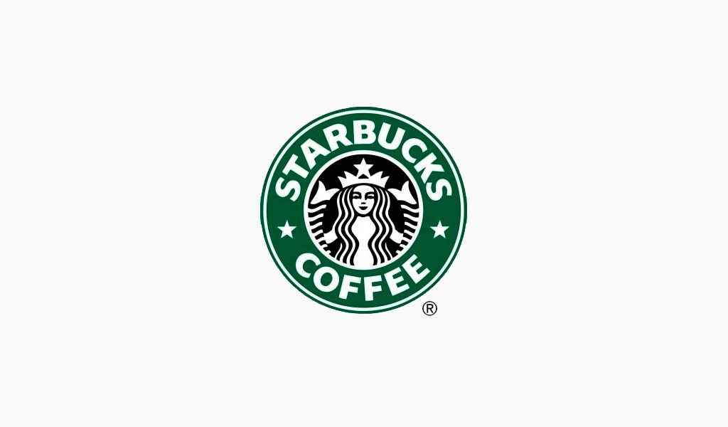 Логотип Старбакс 1992