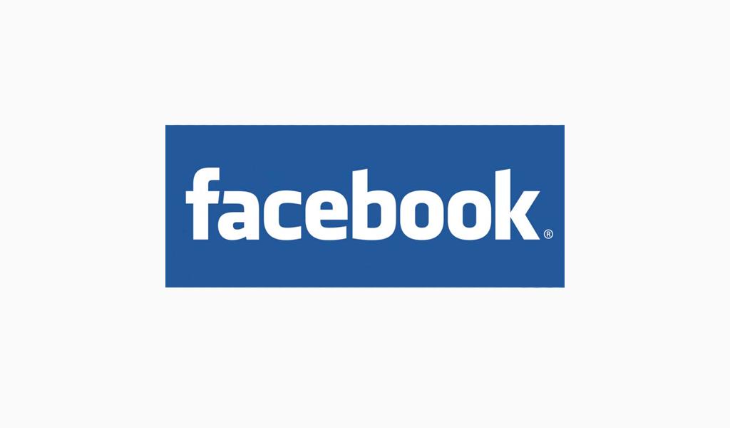 Логотип Фейсбук 2005