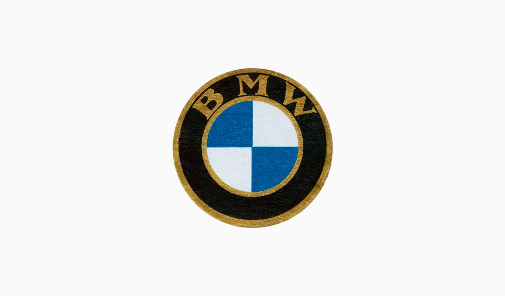 Логотип БМВ 1923