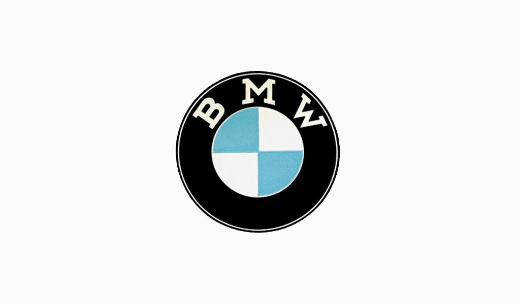 Логотип БМВ 1936