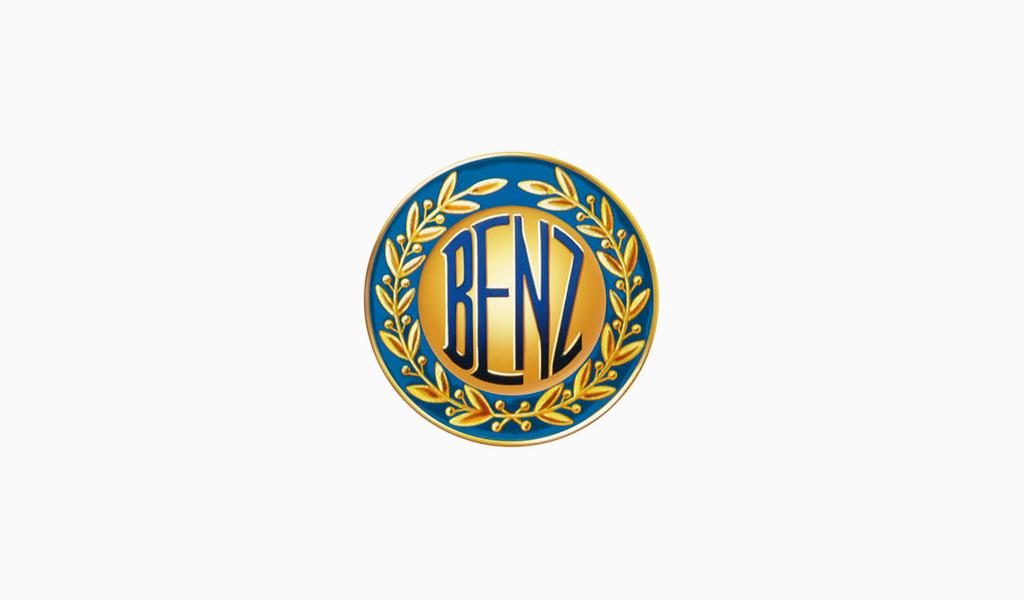 Логотип Мерседес 1909