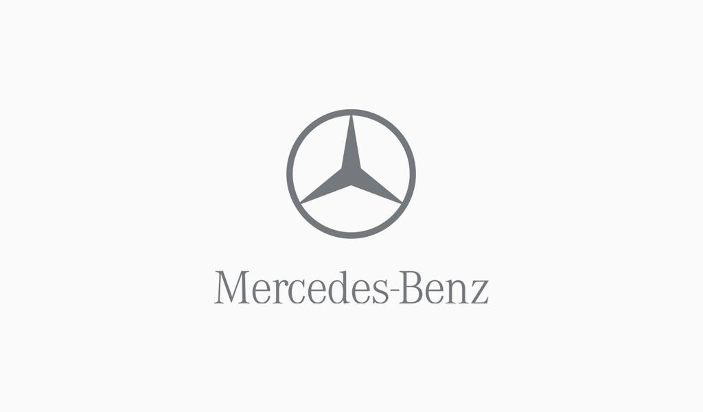 Логотип Мерседес 2009