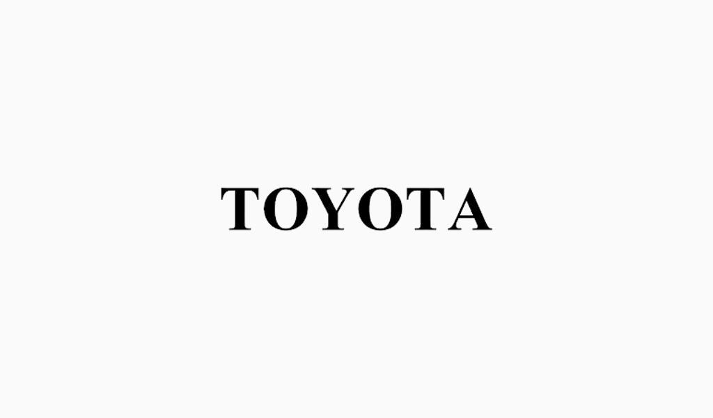 Логотип Тойота 1958