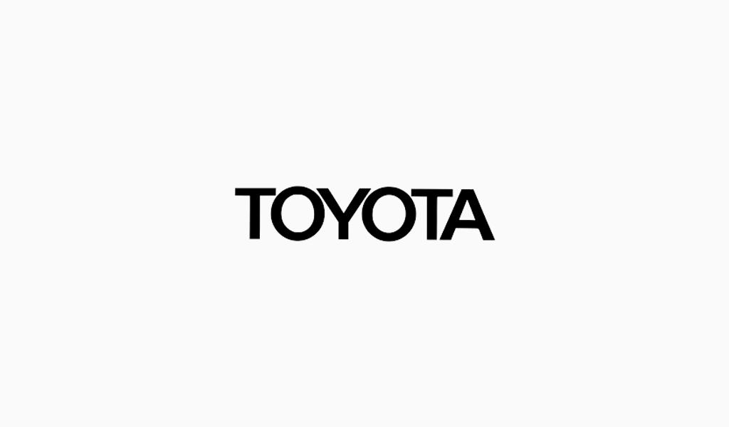 Логотип Тойота 1969
