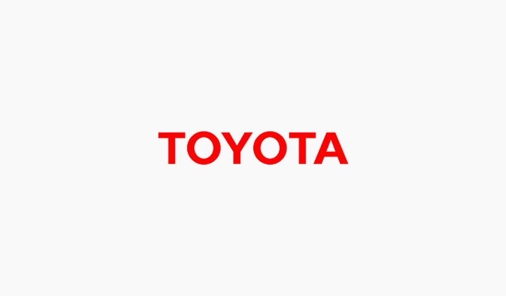 Логотип Тойота 1978