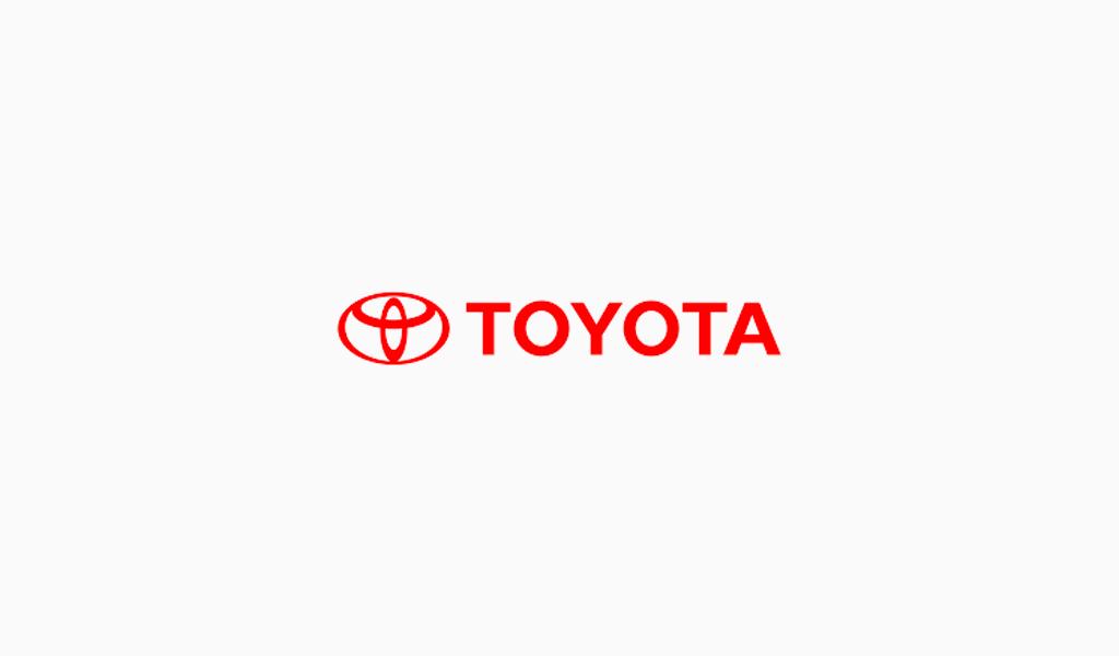 Логотип Тойота 1989