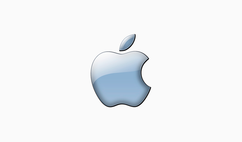 Логотип Apple 2001
