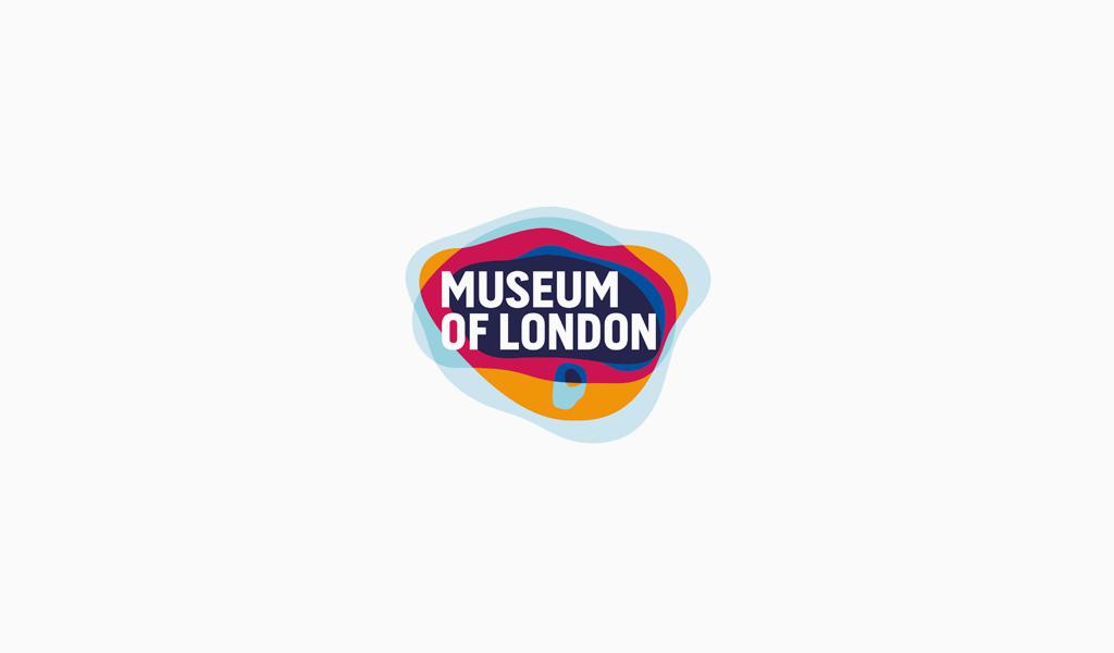Логотип Museum of London
