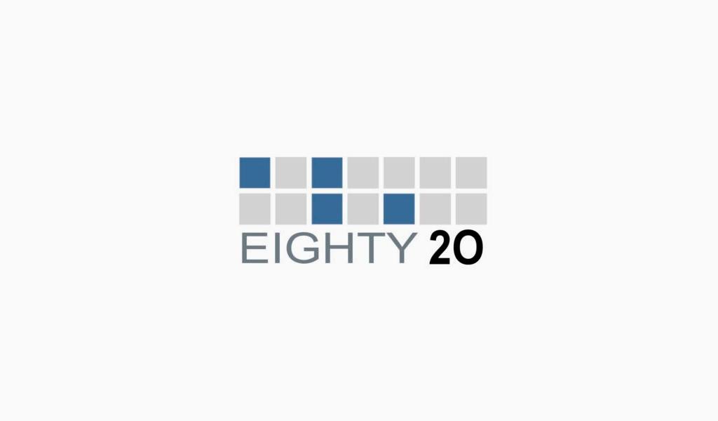 Логотип Eighty 20