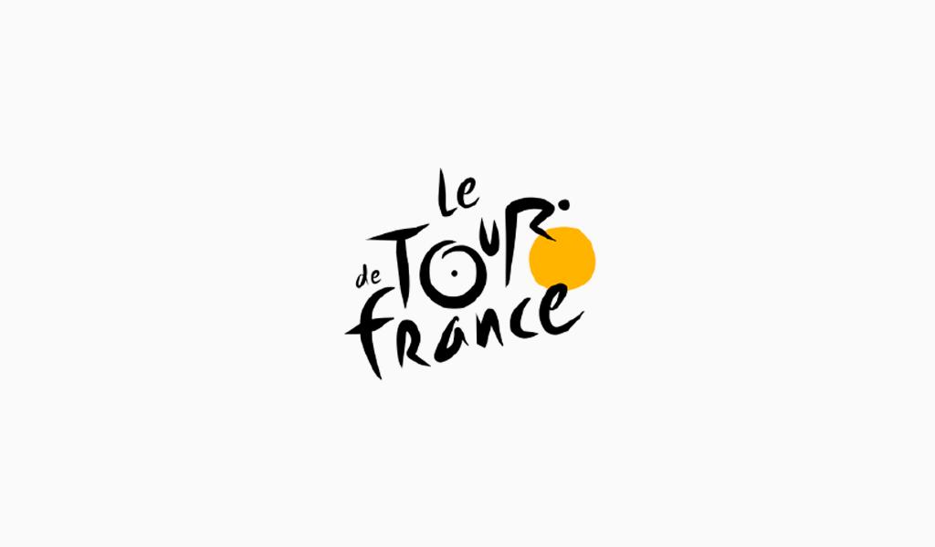 Логотип Le Tour De France