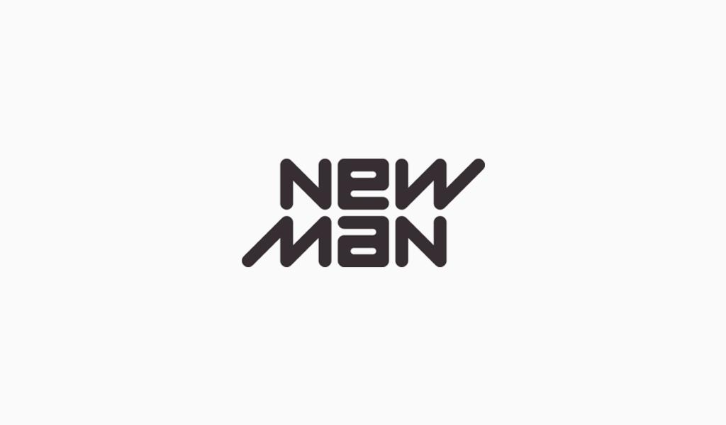 Логотип Newman