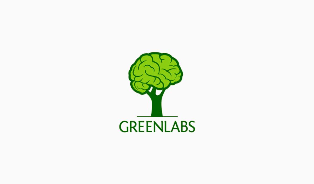 Логотип Greenlabs
