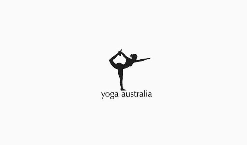 Логотип Yoga Australia