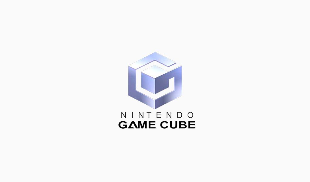 Логотип Gamecube