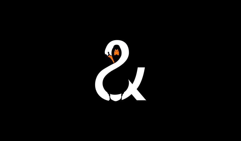 Логотип The Swan and Mallard