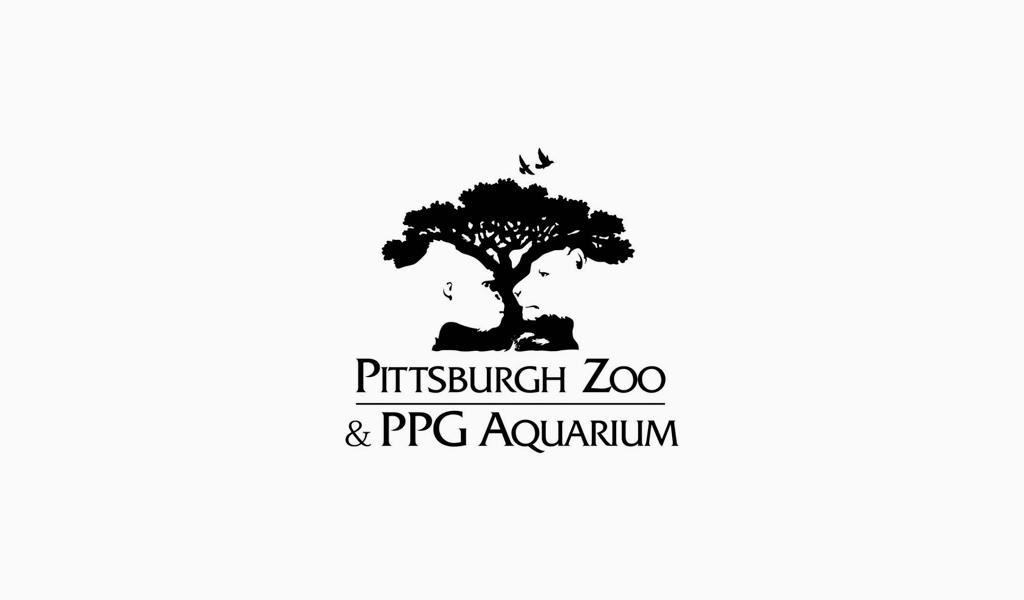 Логотип Pittsburgh Zoo PPG Aԛuarium