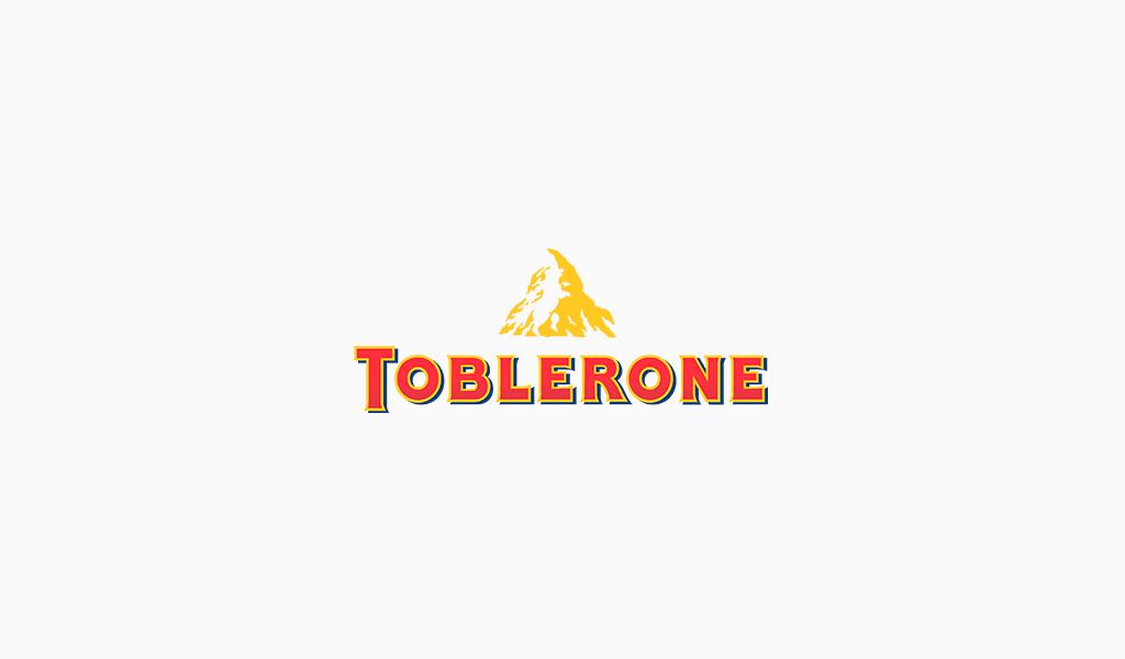 Логотип Toblerone