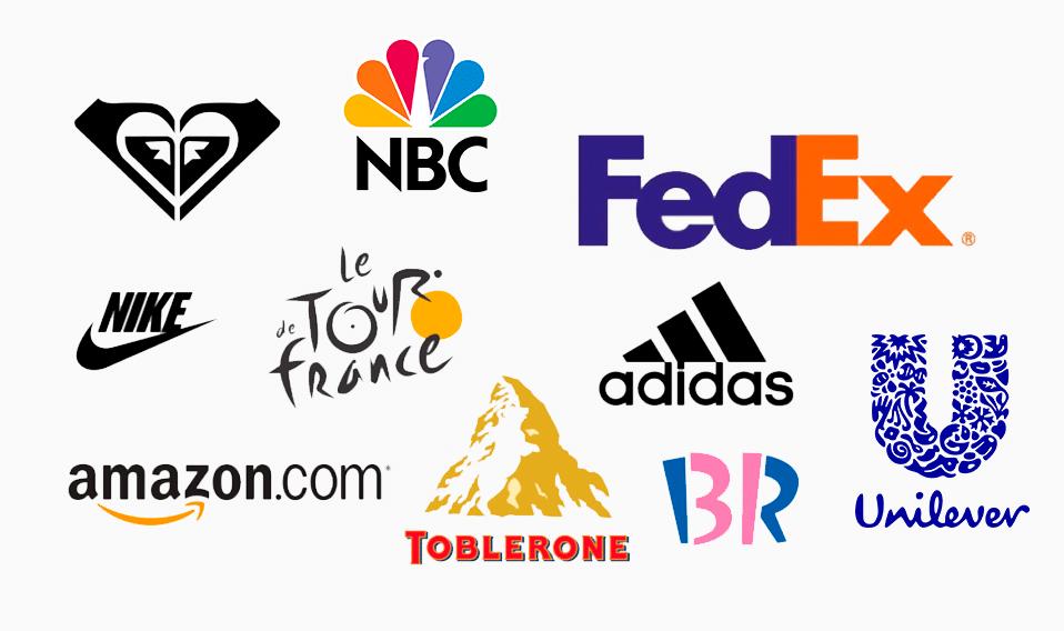 Логотипы со скрытым посланием