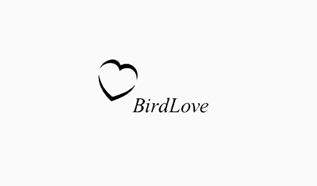 Логотип bird love